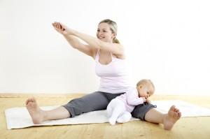 фитнес после родов