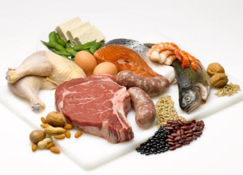 Питание перед тренировкой белки