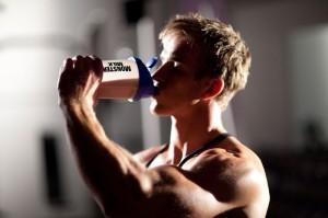 Спортивное питание во время тренировки