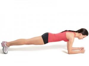 Упражнение Планка для идеального пресса Упражнение планка