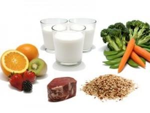 диета для набора массы