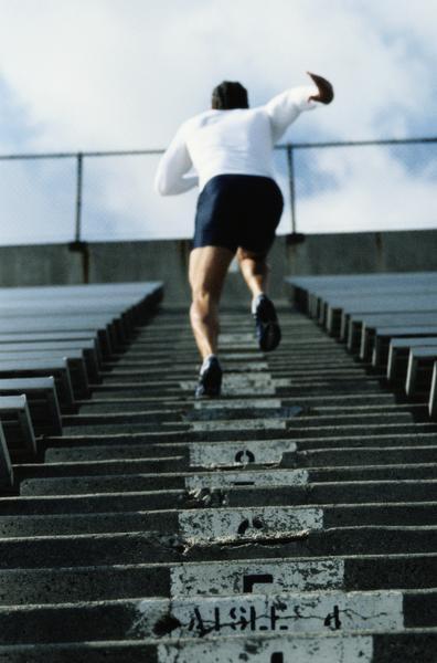 Ходьба и бег по лестнице