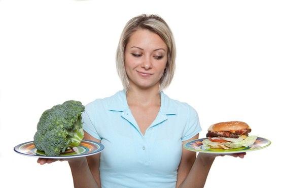 Питание для сжигание жира